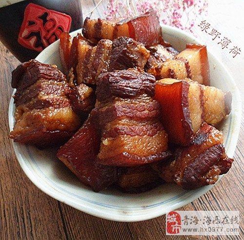 红烧肉(高压锅版),德令哈人贴秋膘