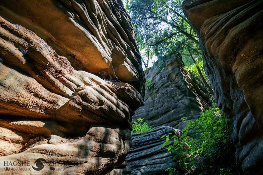 自然魅力――历经数万年的磨炼成就今日的奇观(组图)