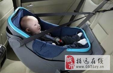 孩子为什么要坐安全座椅 家长不能无知