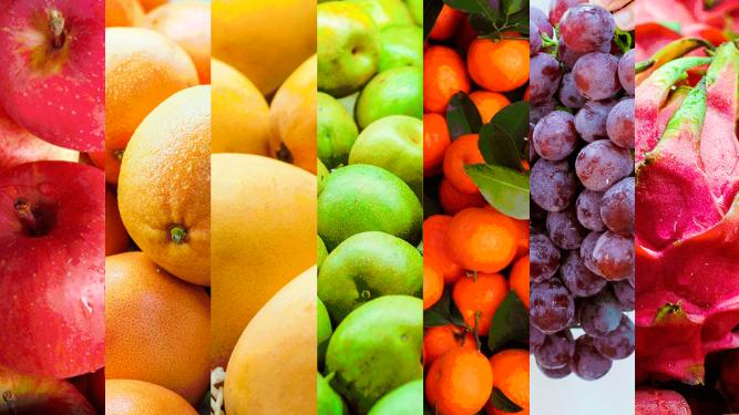 荔城美食:这家店的水果主要都是进口的!
