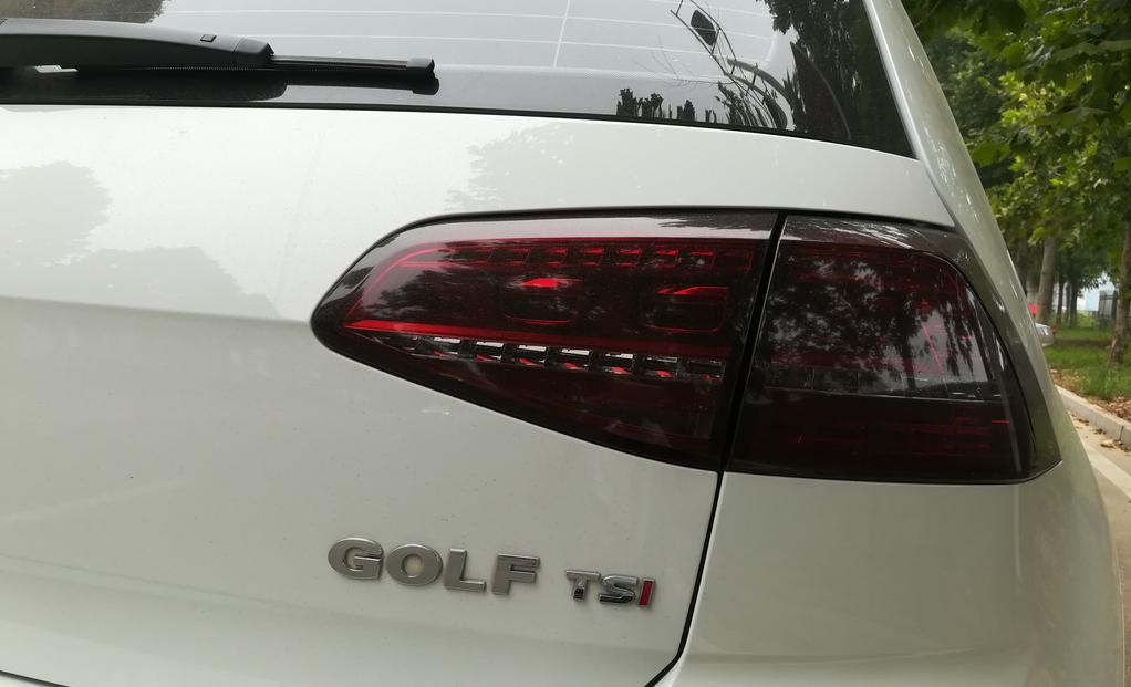 性能小车,高尔夫值得购买!――周口和荣一汽-大众分享