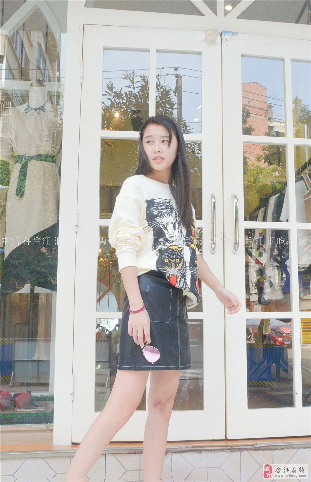 小编带路一百零七站:杨杨的穿搭秀,这个秋天穿的再美一点!