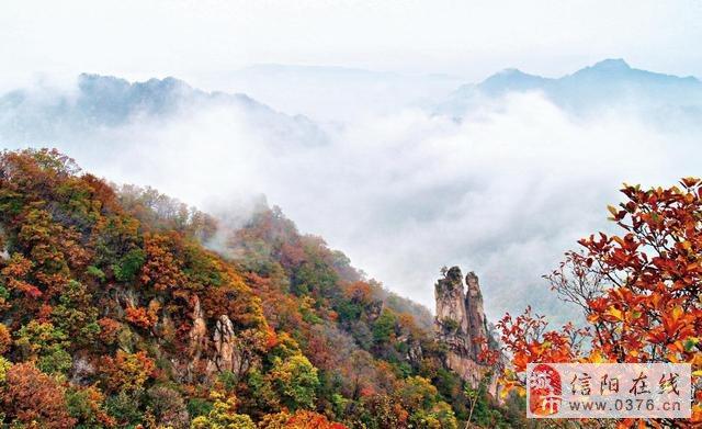 金秋时节,河南这6个地方最适合游玩!