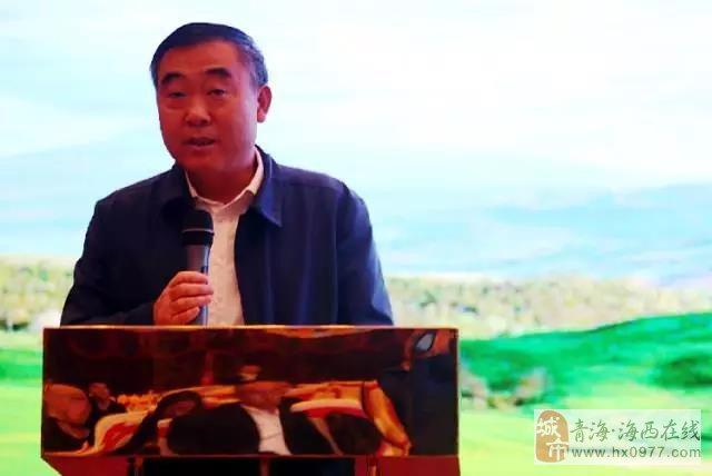 主流媒体青海海西州创建民族团结进步示范州深度体验行在德令哈启动