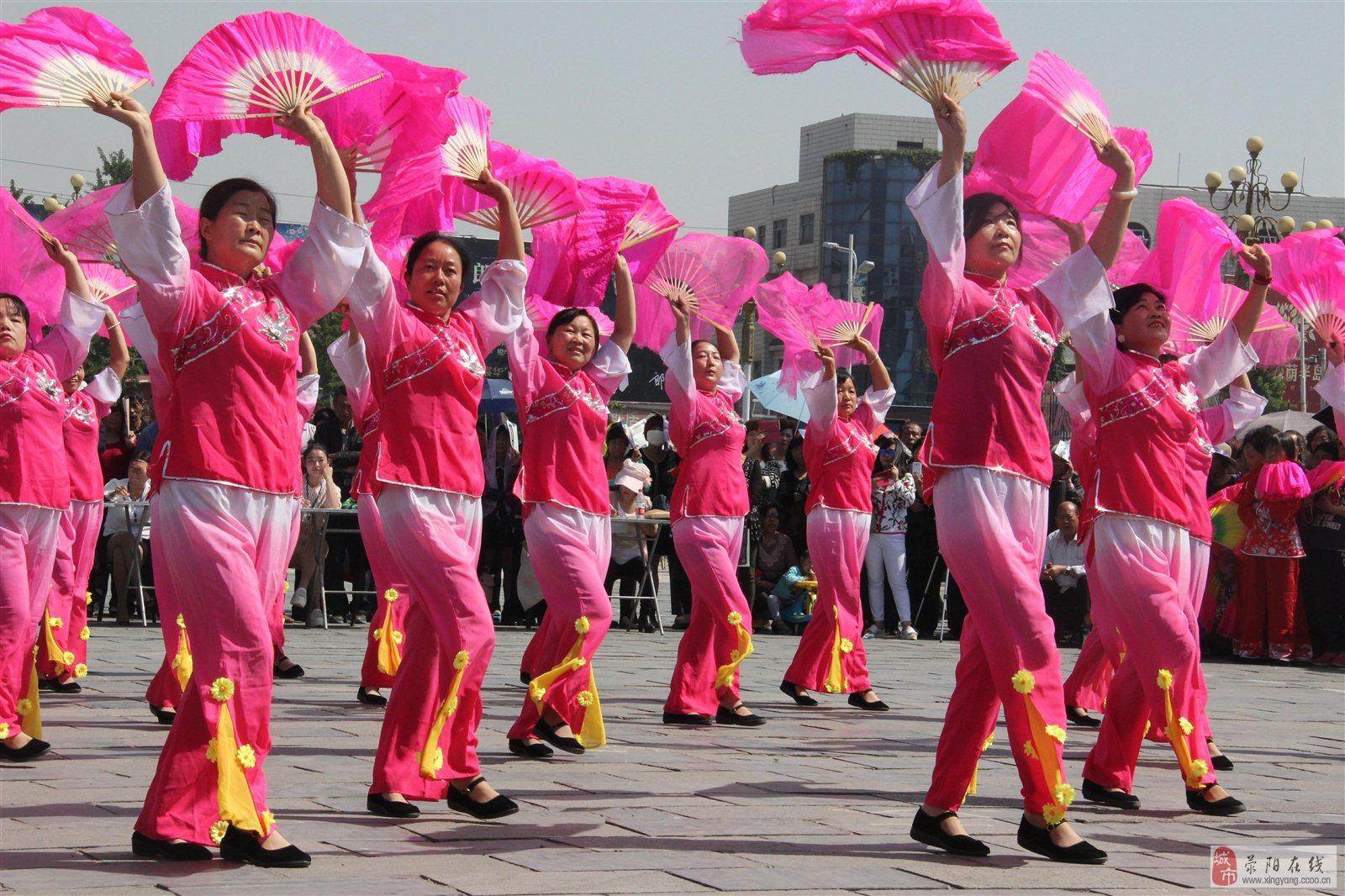 京城路街道广场舞大赛报名开始啦
