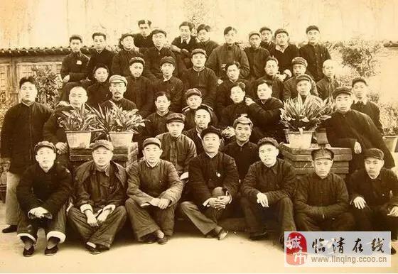 临清烟厂的历史