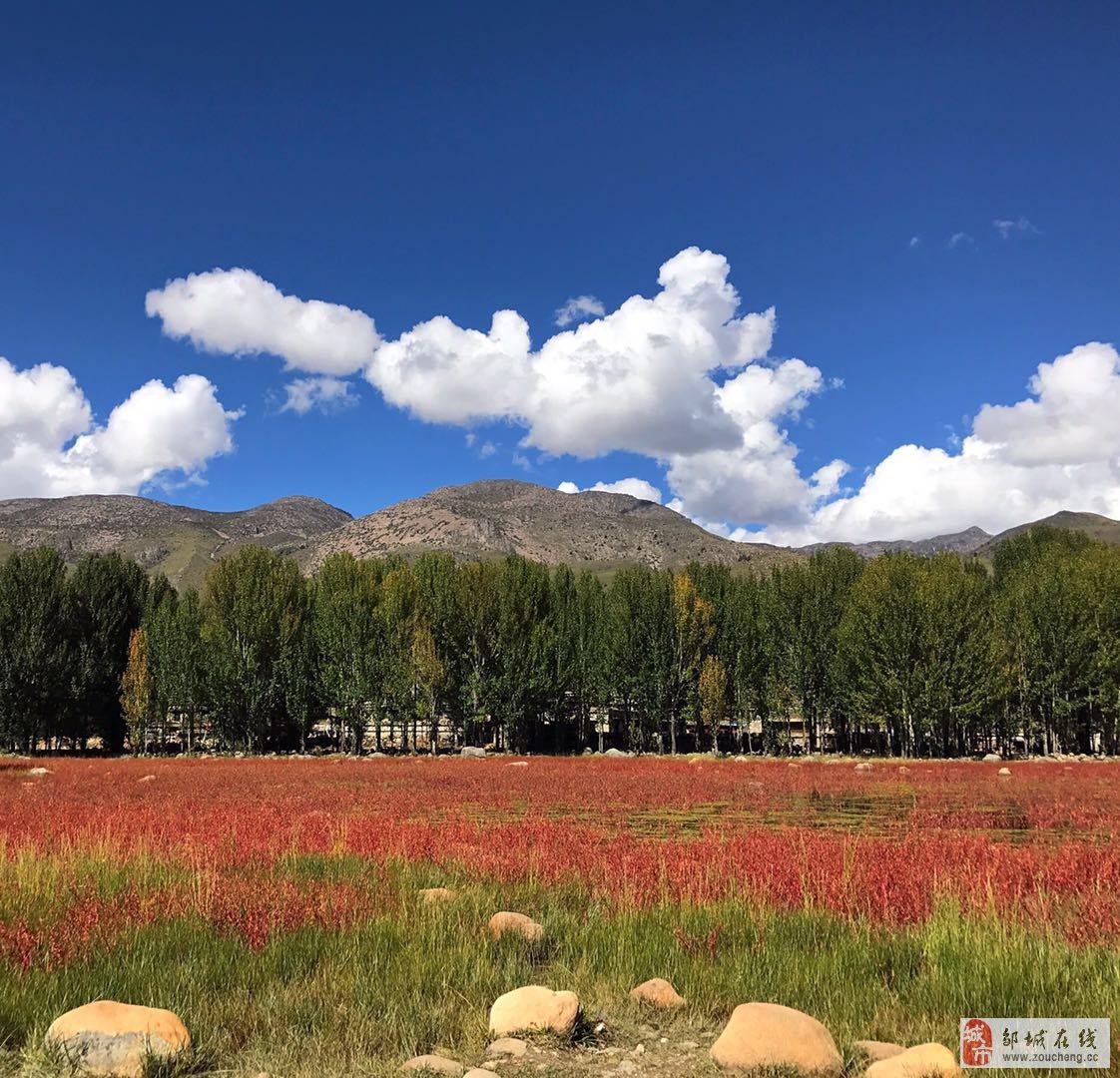 西行川西―从川西的世界走过,把最好的秋色留给你