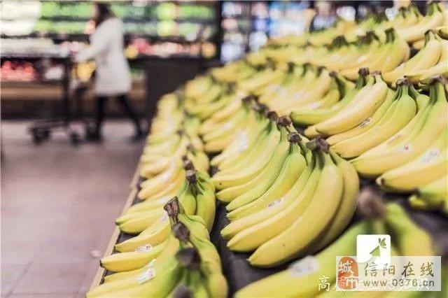这样的香蕉,再便宜也不要买!信阳人赶紧给家人看看