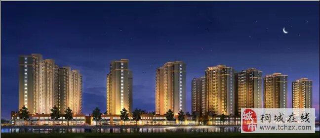 东部新城崭新的规划格局已然打开 新未来的土地上毕竟带领桐城走向