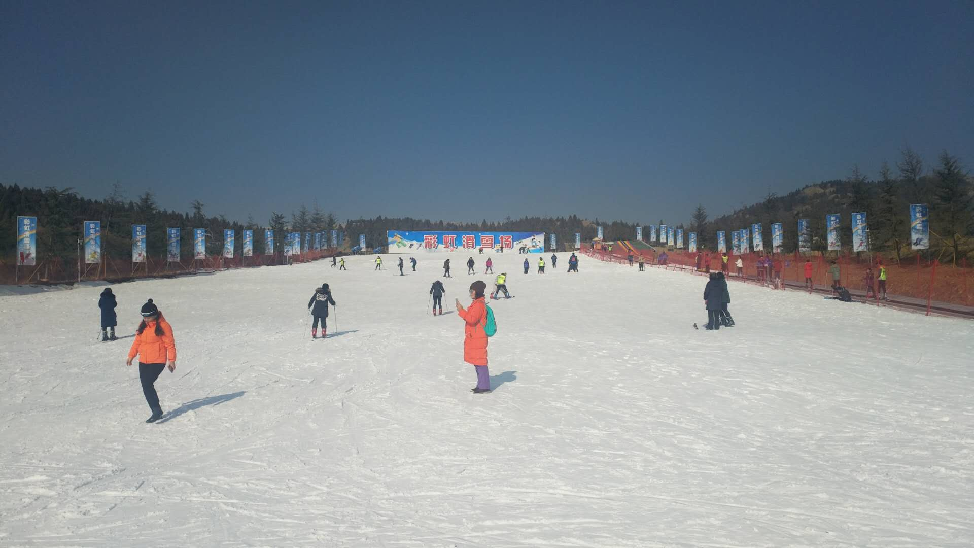 老兵俱乐部滑雪冬令营