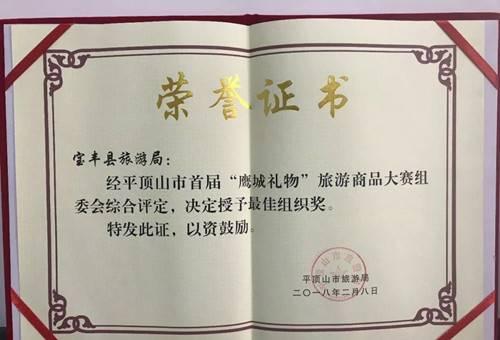 """""""过大年回老家 文明旅游看河南""""平顶山分会场在宝丰启动(组图)"""