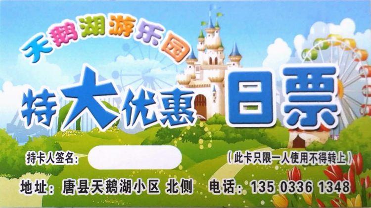 9.9抢购天鹅湖儿童游乐场日票(10项)