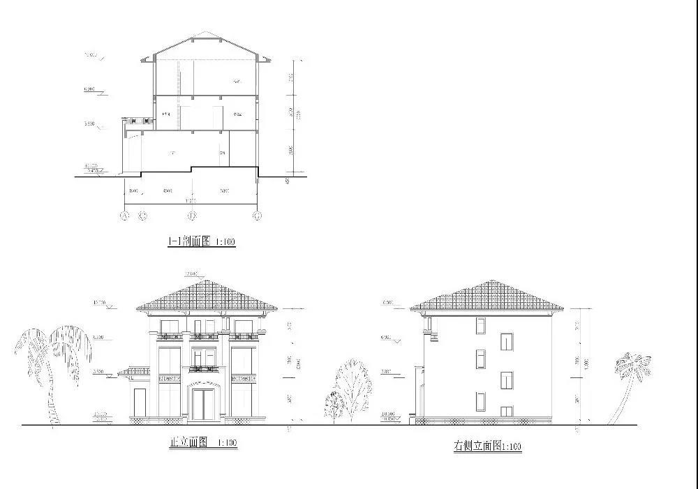 """江山农民建房有""""样板""""了,设计图免费用!以后盖房子就这么盖"""