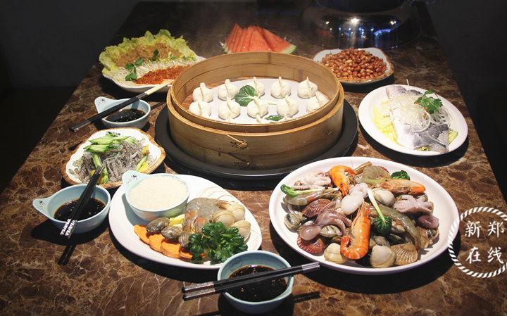 128元享受东海渔夫海鲜盛宴,半价狂减!