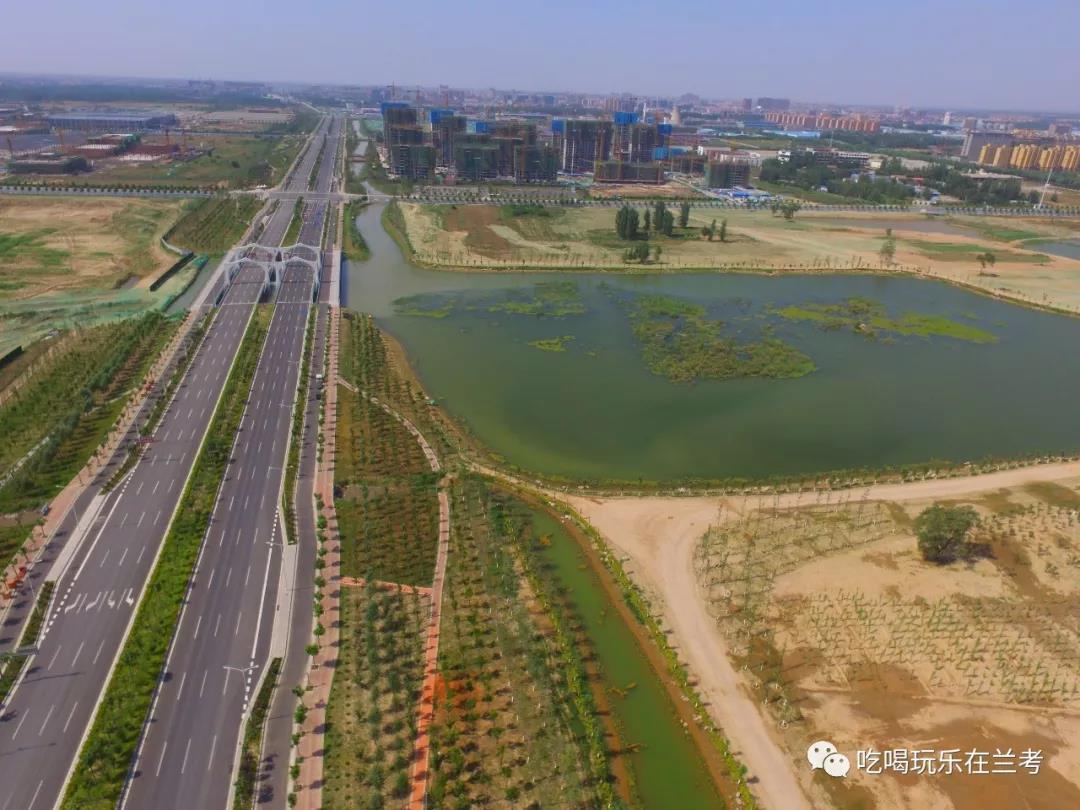 兰考:凤鸣湖湿地公园即将呈现美丽神话!_旅游景点