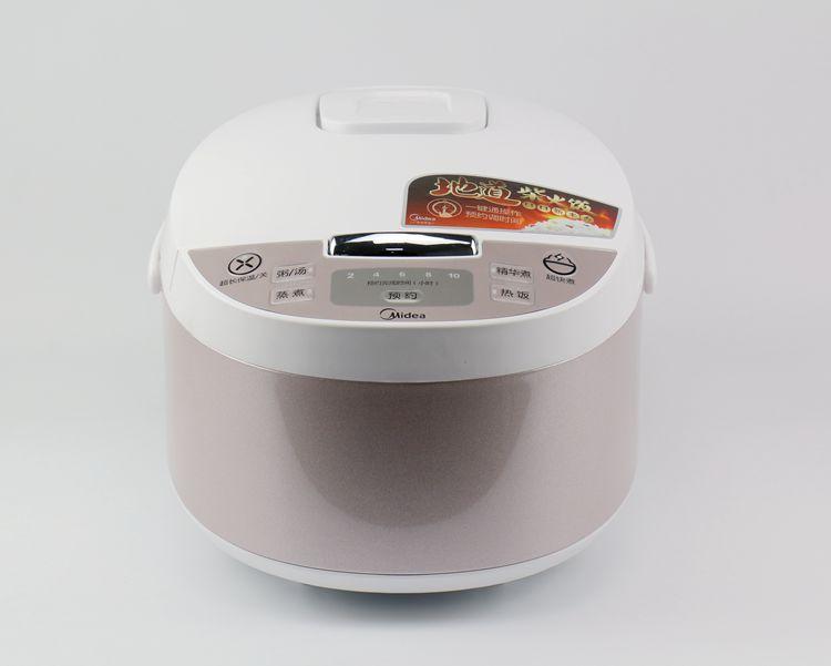美的fd5019智能电饭煲蒸米饭柴火饭4l5