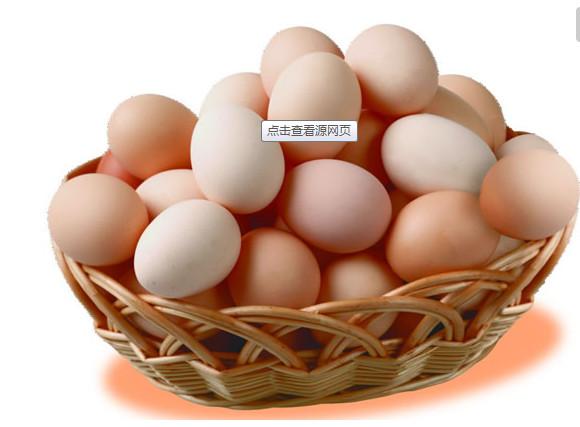 儿童简笔画鸡蛋上作画