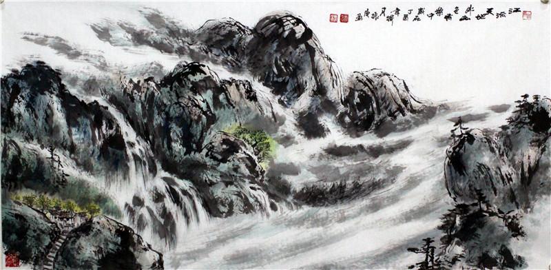 2017��意山水(一)