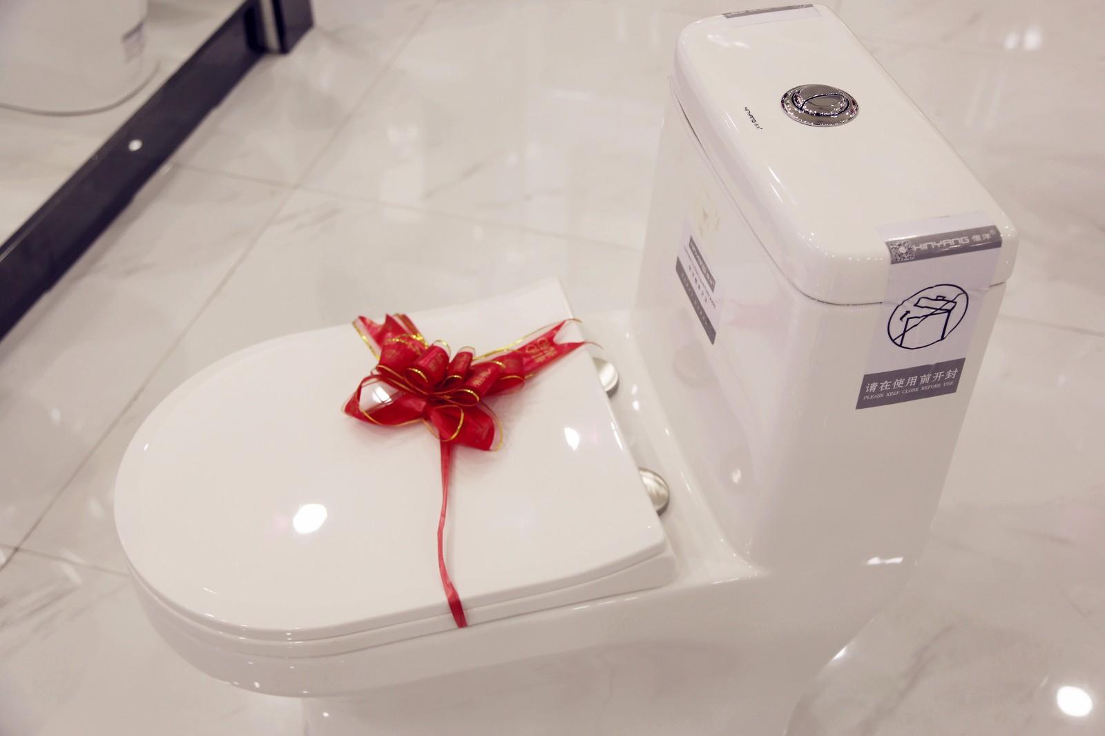 信洋衛浴座便器1387