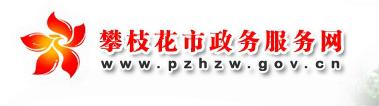 攀枝花政务服务网