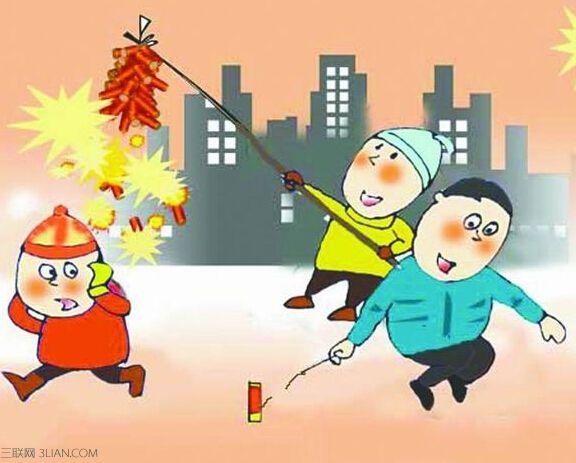 重磅!霍邱县城区部分路段将限制燃放烟花爆竹!