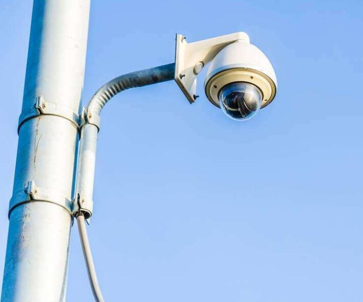 4.6万个监控探头守护群众安全