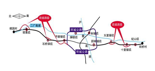 207国道荆门段将升级为一级公路