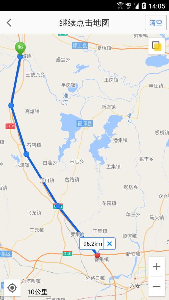 很好奇阜阳到六安无论高速,铁路还是国道都从霍邱西边穿过