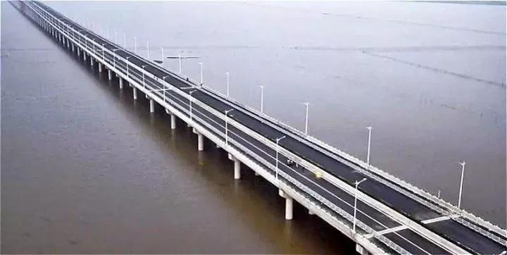 一桥飞架南北,天堑变通途—它被称为六安最长的桥,日前正式通车