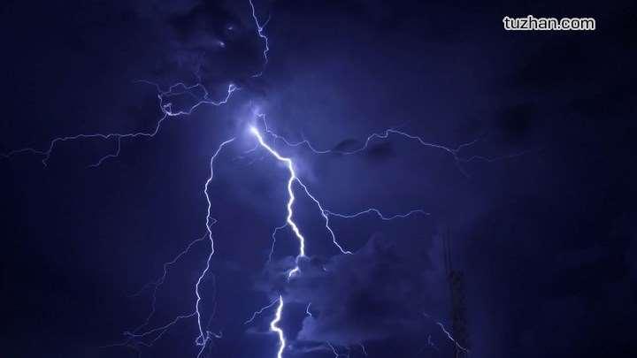 雷电图片欣赏