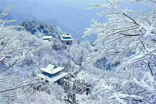 """2018年第二场雪已""""到货"""" 河南大部再迎降雪"""