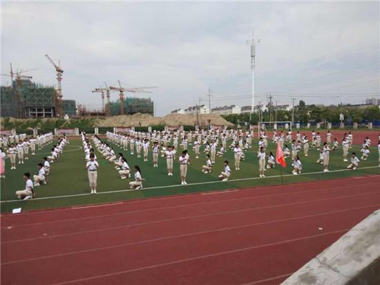 周恩来红军中学北校区举行家长接待日活动