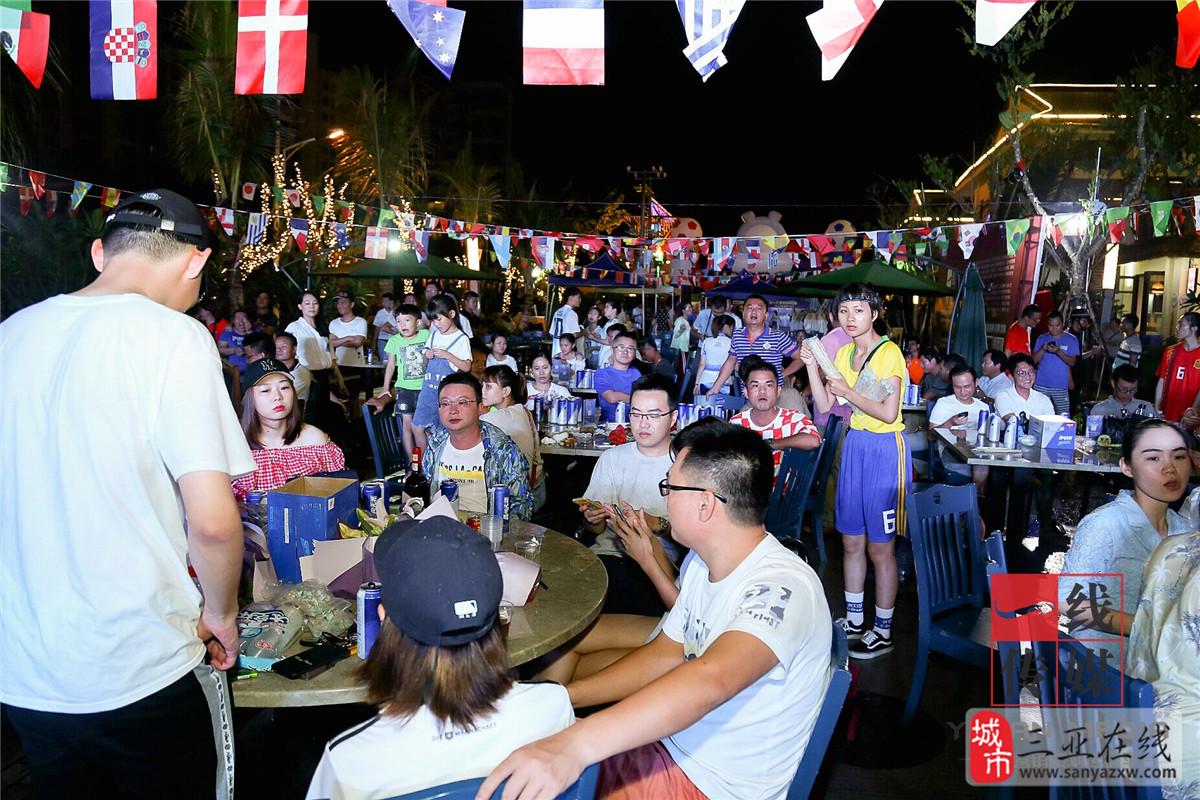注意!三亚凤凰海鲜广场啤酒狂欢季隆重开幕啦!