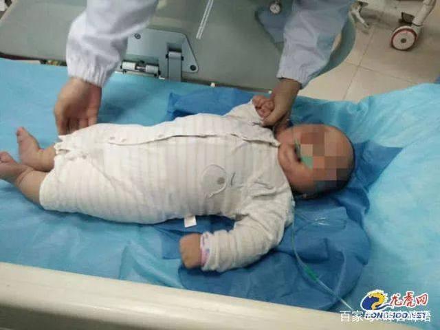 事发南京,暴雨夜6个月大男婴被遗弃在桥洞