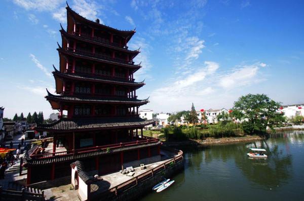 合肥肥西旅游线路推荐 尽赏紫蓬山三河古镇美景