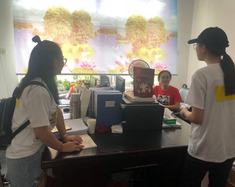 湖州大学生远赴贵州,助力马场镇乡村振兴