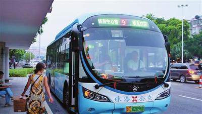 第十二届中国航展等大型活动纷至沓来,珠海市加大公交运力疏导客流 大巴越来越靓 出行越来越畅