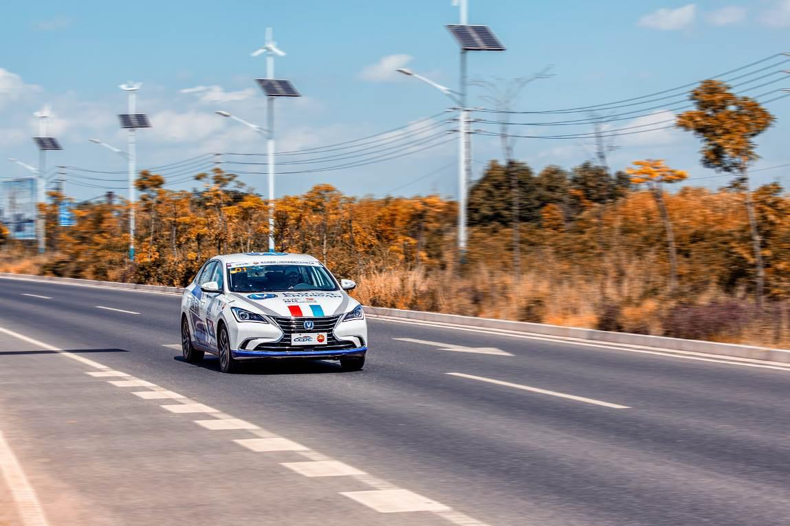 征服高原 中国量产车性能大赛长安汽车再获佳绩