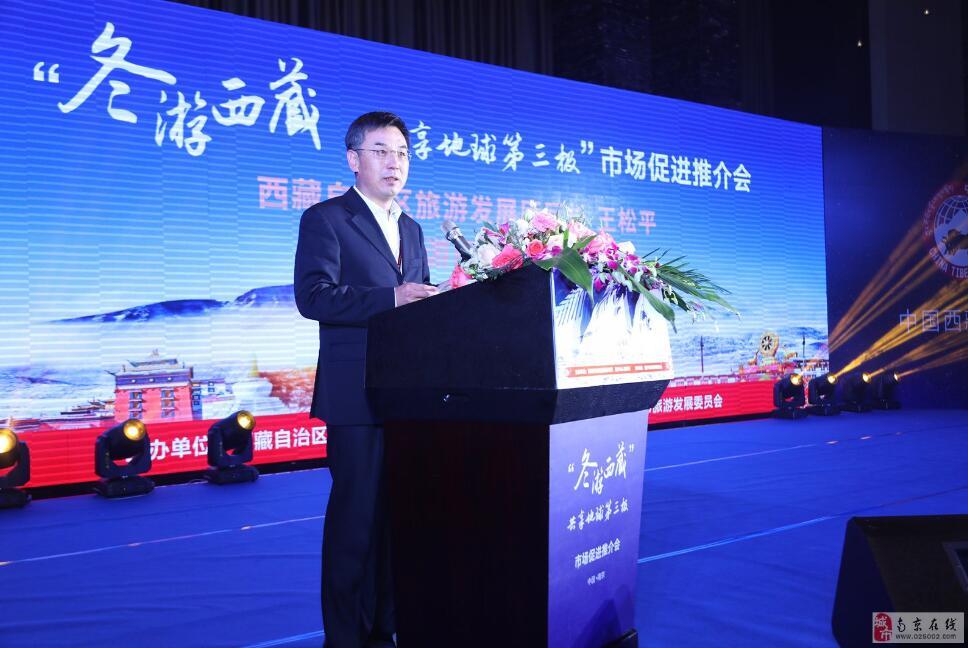 """""""冬游西藏 共享地球第三极""""市场促进推介会在南京举行"""