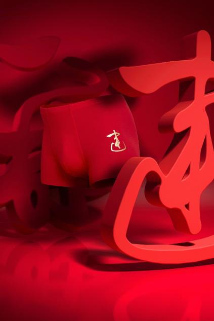 """暖心""""红""""运,爱慕先生好物开启新春祝福"""