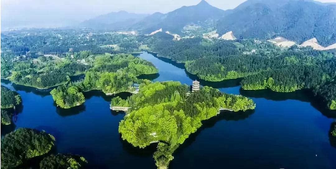 汉中南湖风景区,升级改造最新进展!