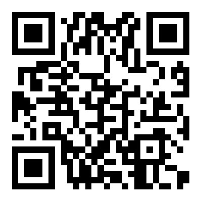 手機版二維碼