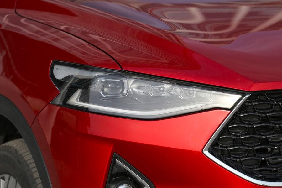 始于颜值终于实力,哈弗F7x实力定义国产轿跑SUV!