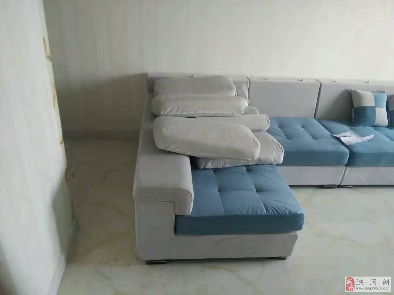 有套新沙发便宜处理