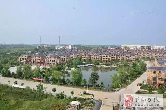 湖景园林,兴和社区