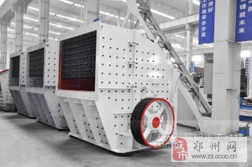 反击式破碎机类型反击破成品产量90-400T/H