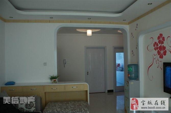 绿景家园两室一厅88平米精装修急售115万