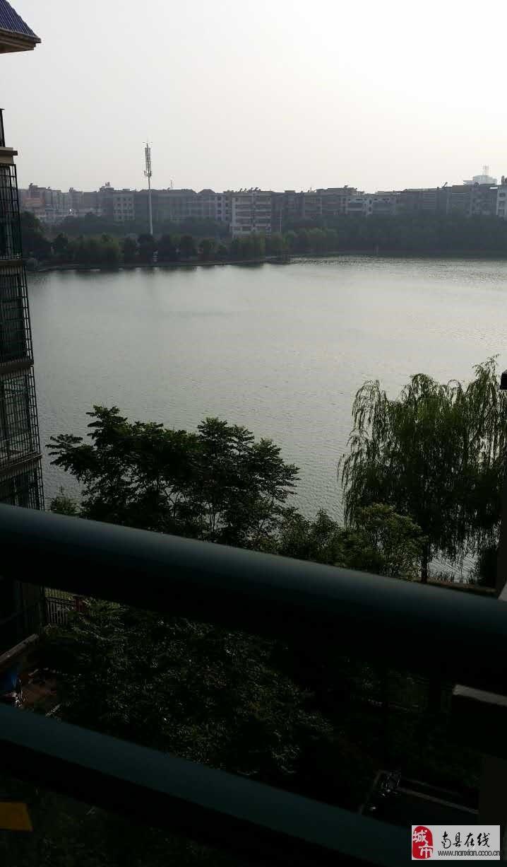 益阳南县景观宝塔湖