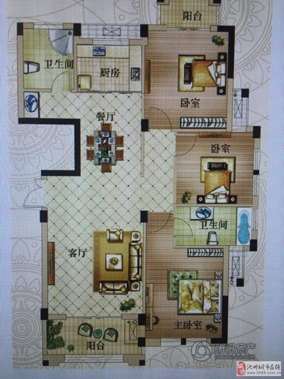63平方米房屋设计图