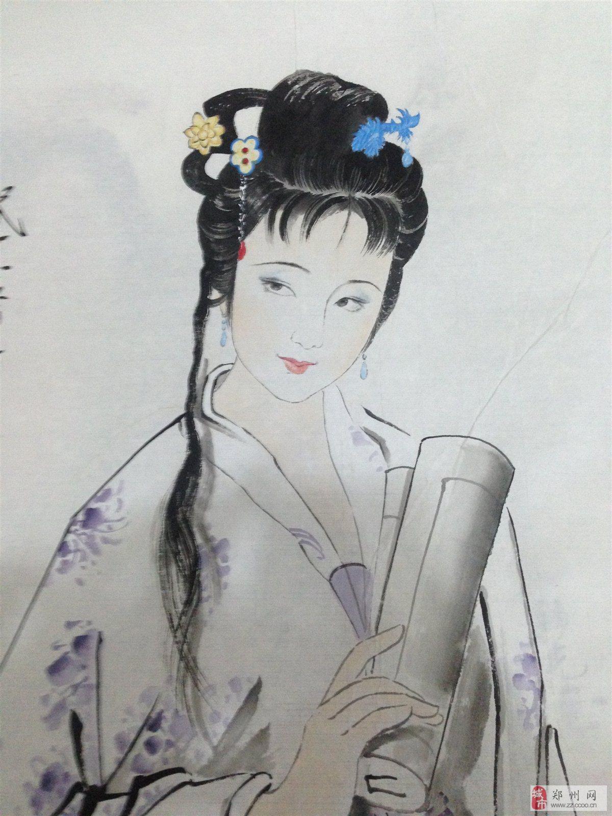 黛玉吟诗(三尺)